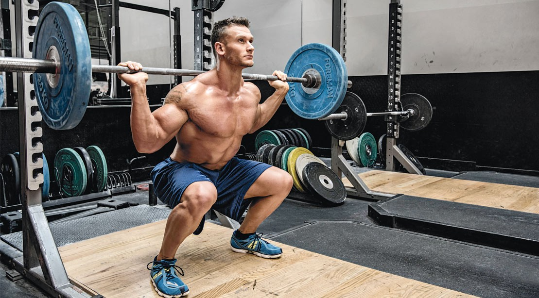 The 20-Rep Squat Challenge to Test Your Lower Body