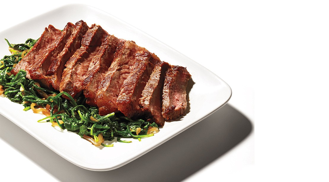 how to cook a new york strip roast
