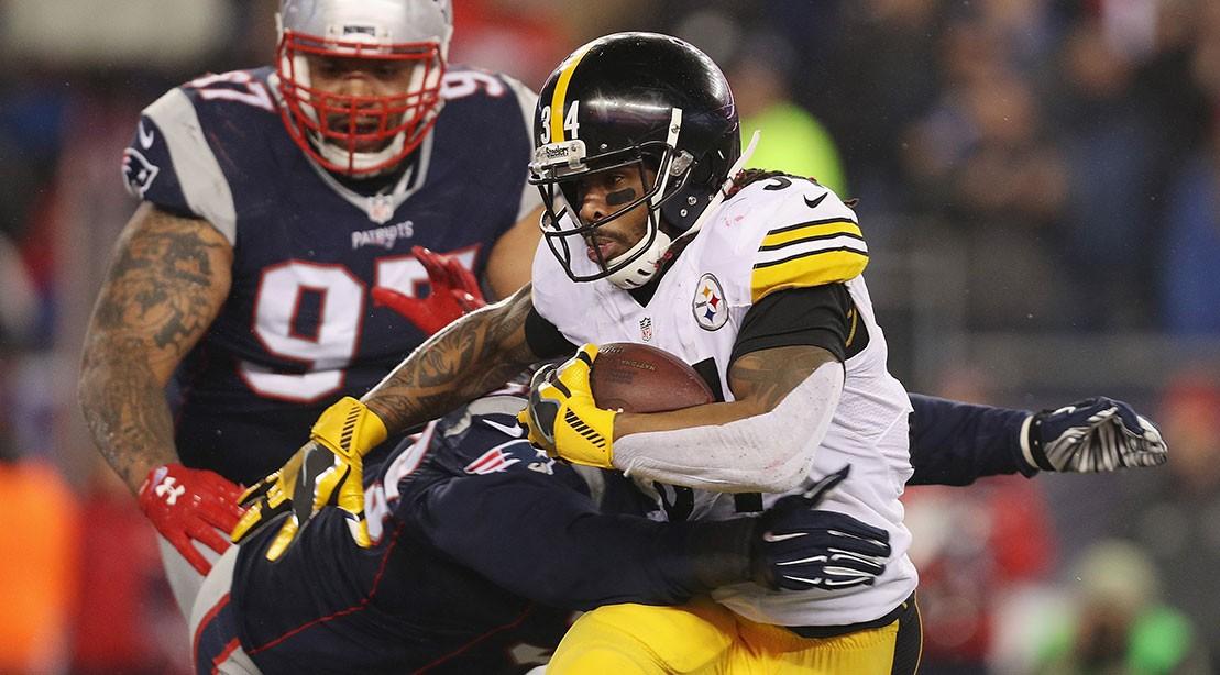 DeAngelo Williams Steelers Running Back