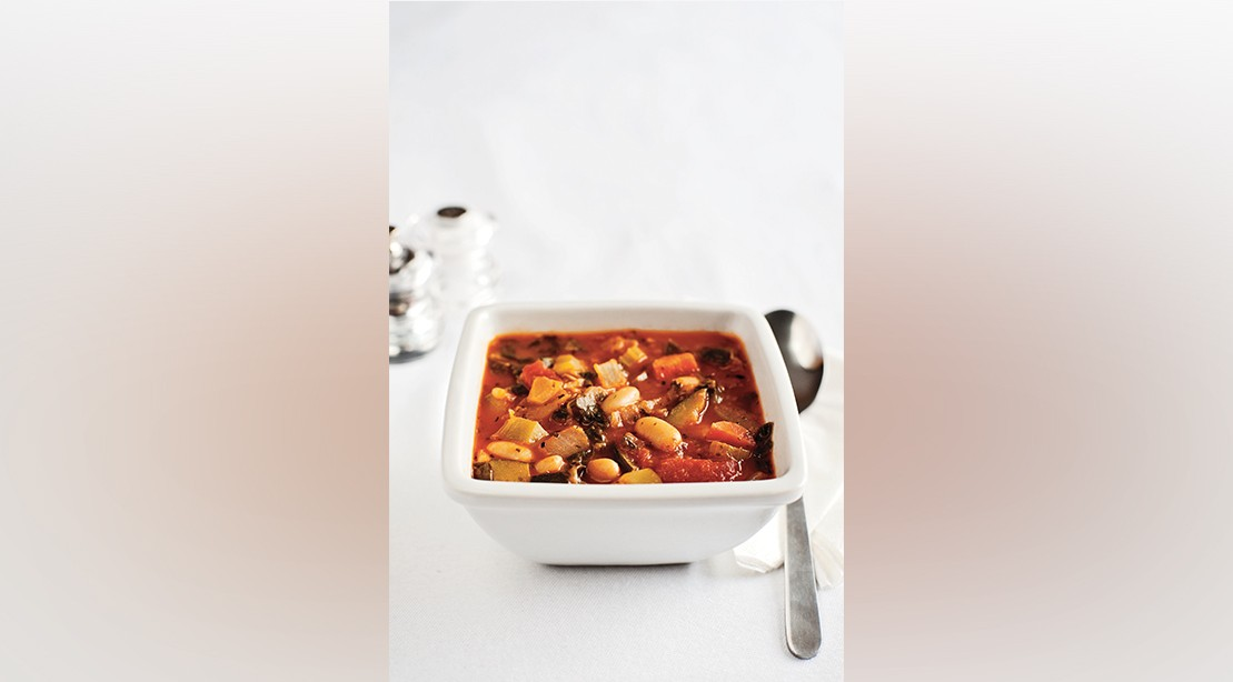 Vegetable Soup/Stew