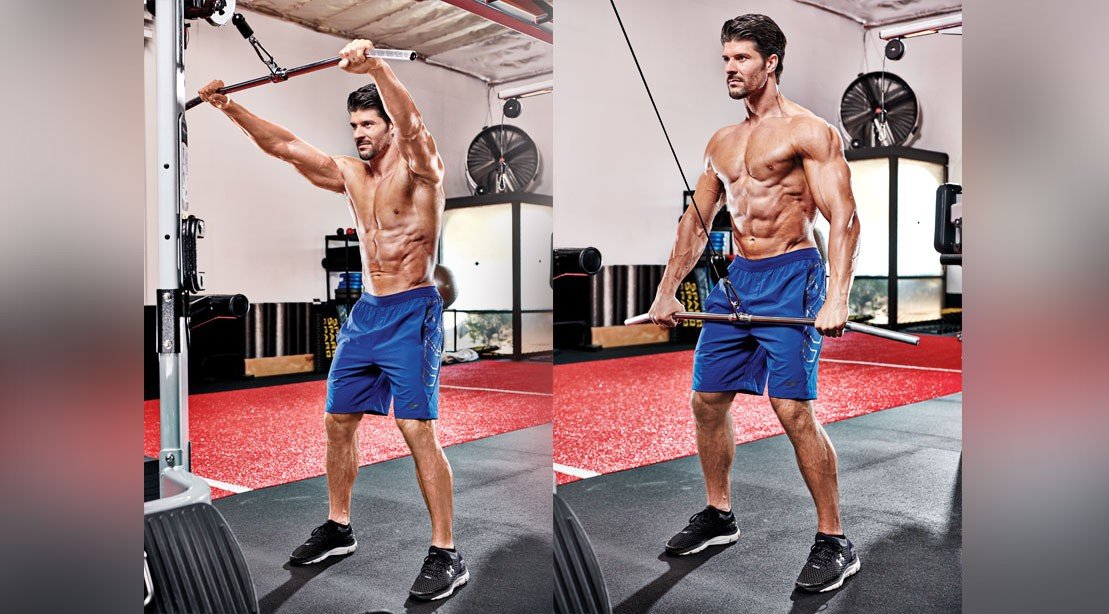 6 Lat Pulldown Variations To Build Your Back Muscle
