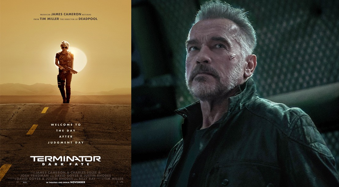 'Terminator: Dark Fate' Trailer: Arnold Schwarzenegger and Linda Hamilton Go to War