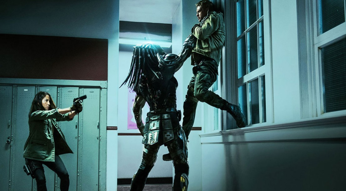 The Final 'Predator' Trailer Is Full of Bloody, Badass Action