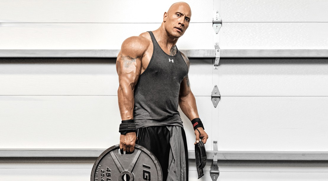 Build a Stronger Lower Body with The Rock's Leg Workout
