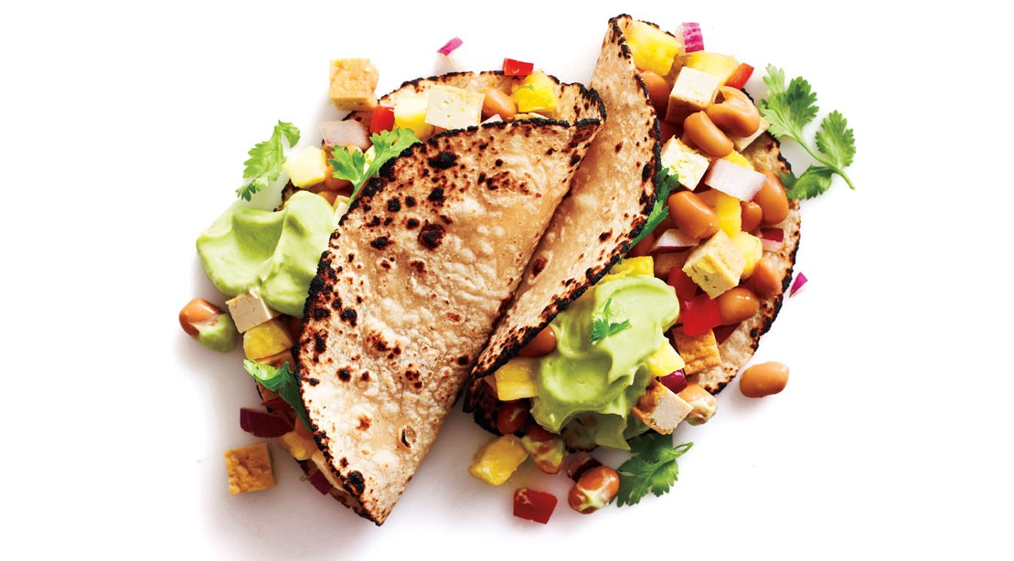 Recipe: How To Make Healthy Tofu Tacos