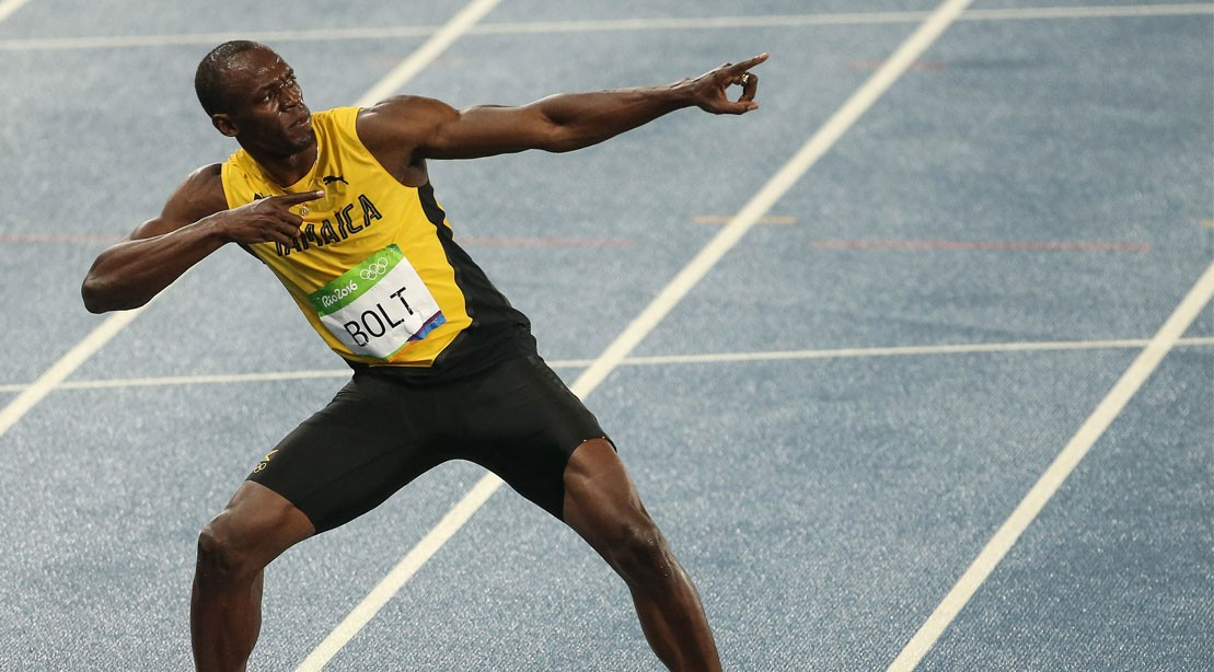 Here's your last chance to meet Usain Bolt at the World Championships in London