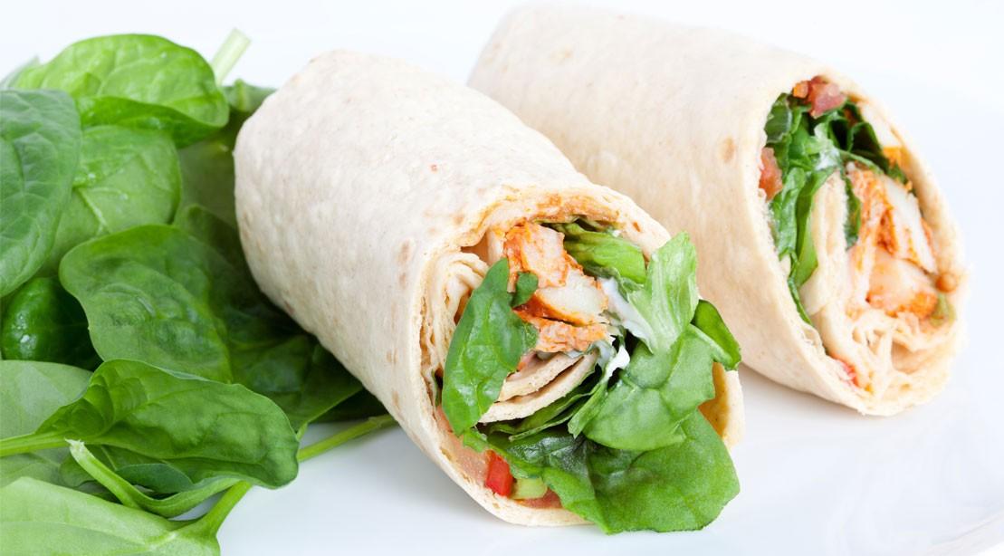 Quinoa, Chicken, Cranberry & Goat Cheese Salad