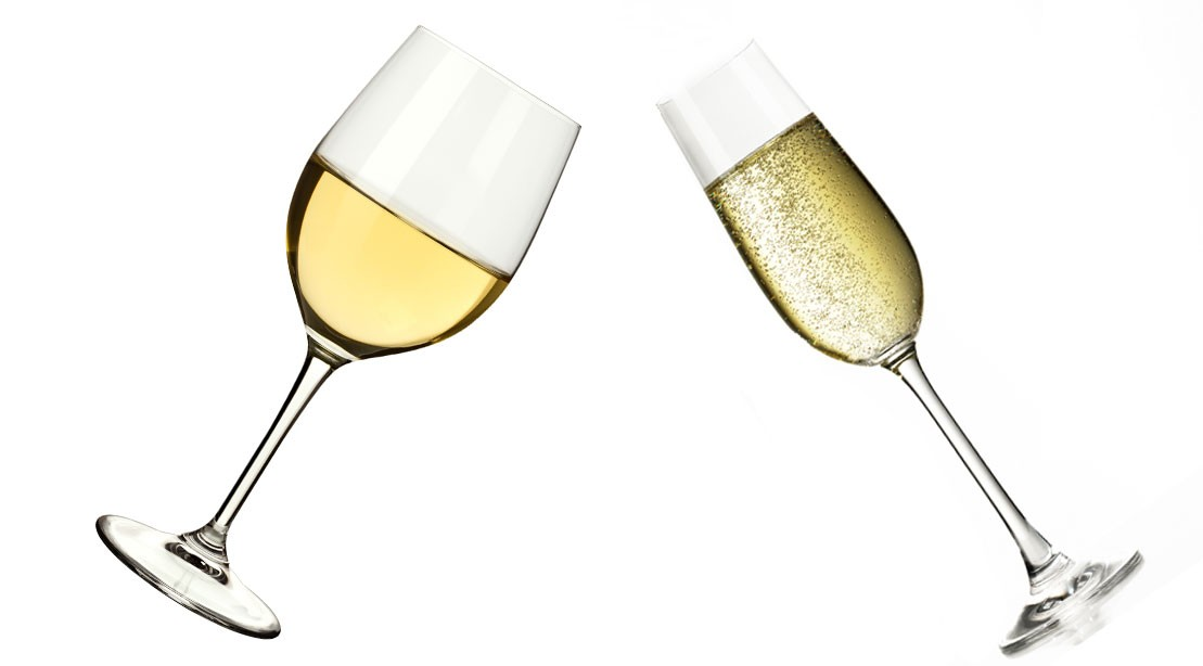 Wine and Champagne