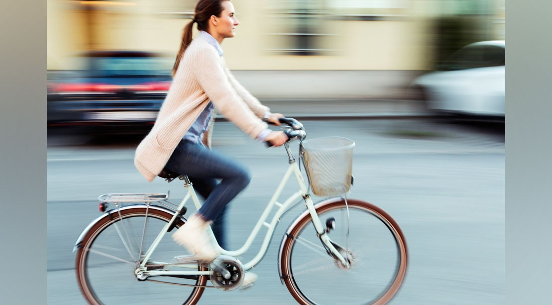 Biking to Work Could Lower Your Risk of Disease