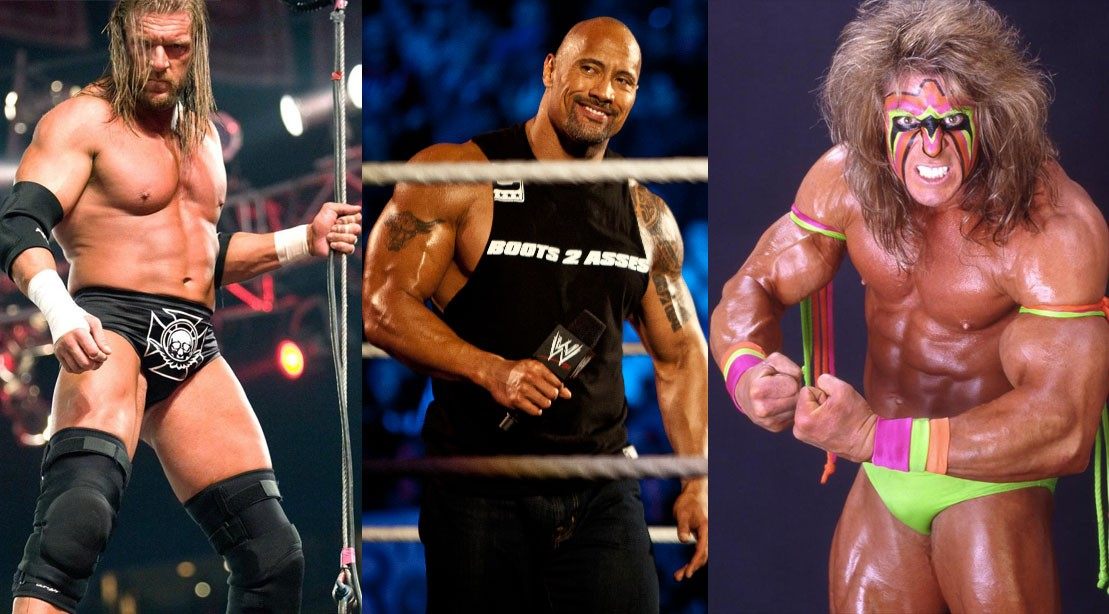 The 12 Best Bodies in WWE History| Muscle & Fitness