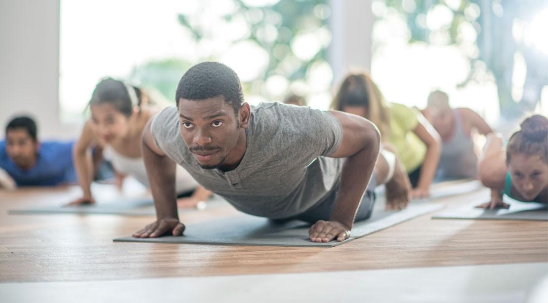 1109 yoga class