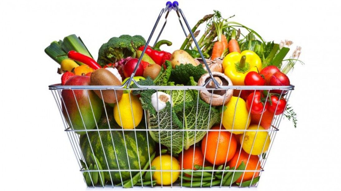 Load Up On Fruits And Veggies To Lower Blood Pressure