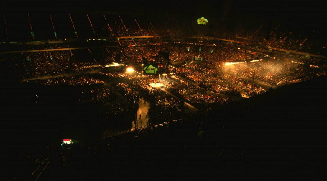 WWE Royal Rumble Makes Epic Return to Alamodome After 20 Years