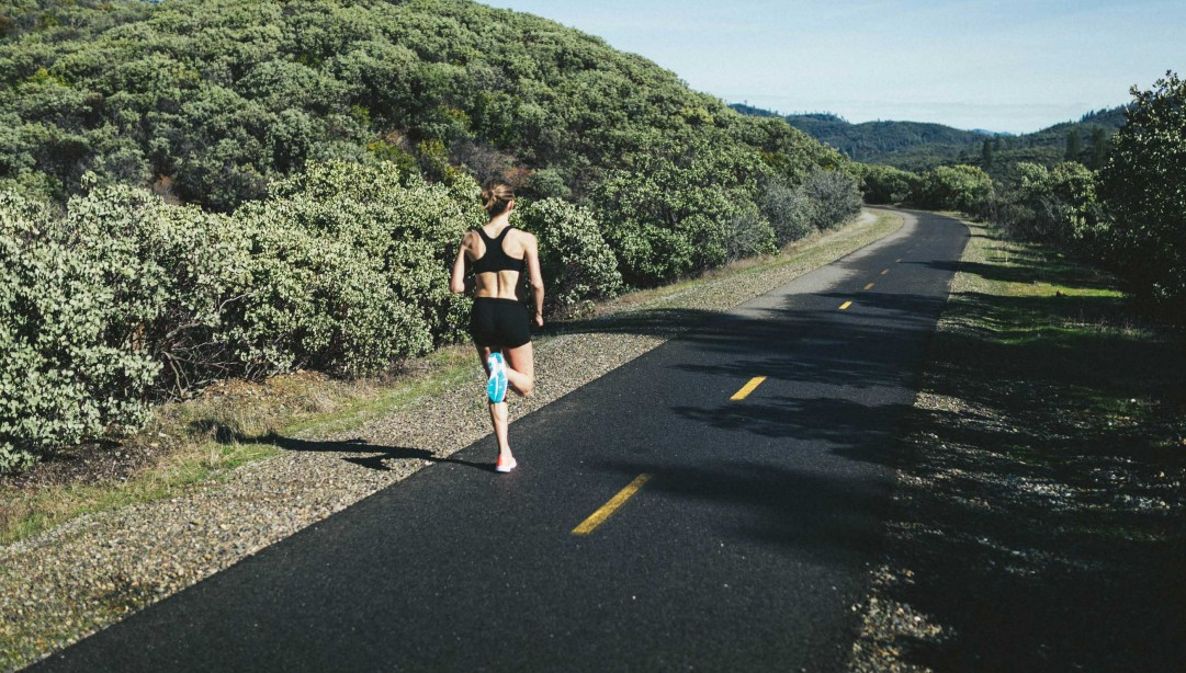 Pro Runner Sara Hall Shares What Keeps Her Running