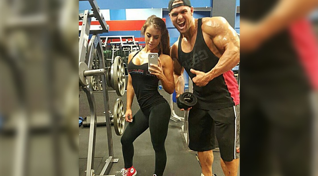 The fittest couples on instagram muscle fitness