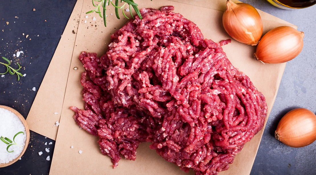 20 Meat Proteins Ground Beef