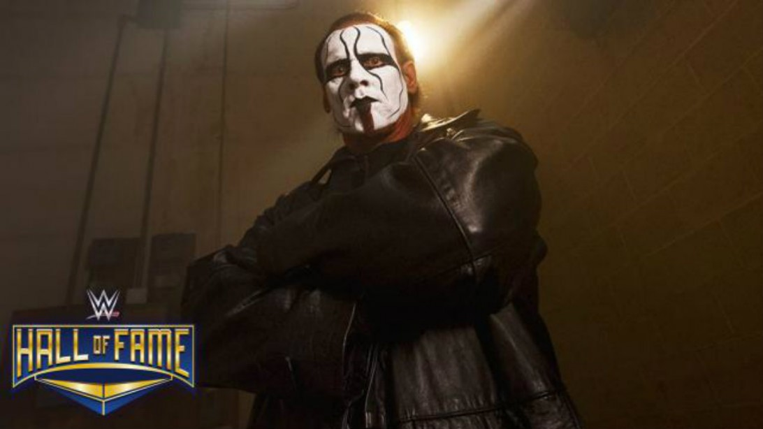 Sting to Be Inducted Into WWE Hall of Fame   Muscle & Fitness