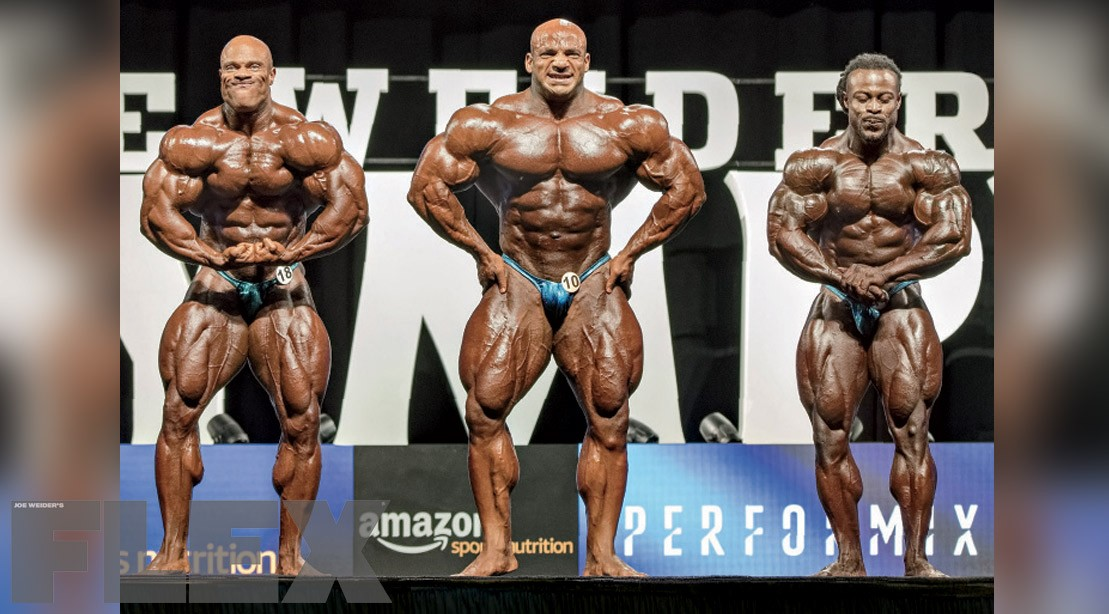 Is the Olympia Fixed?