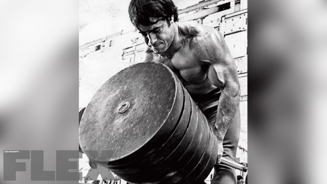 Even Stronger Than They Look: Franco Columbu