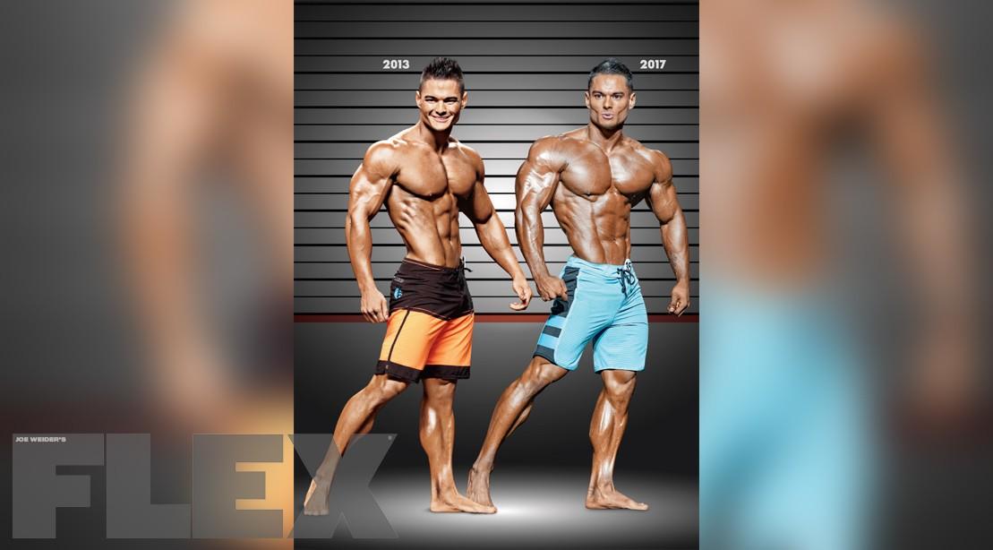 O Físico Masculino é o Novo Culturismo? &quot;title =&quot; O Físico Masculino é o Novo Bodybuilding? &quot;/&gt;    <div class=