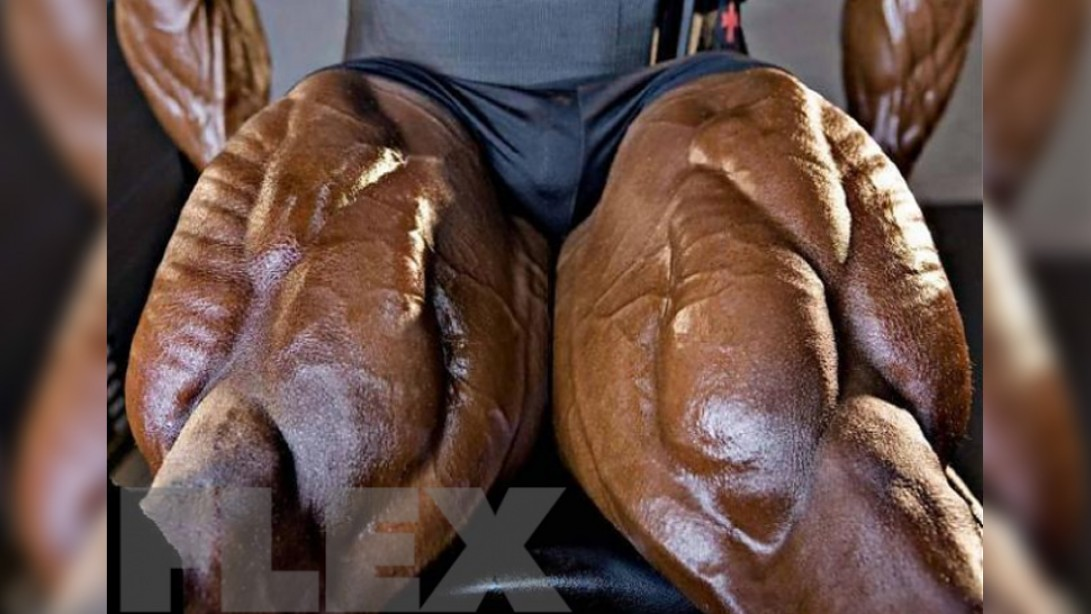 """Build a Set of Monstrous Quads with our """"Quad Thrust"""" Routine"""