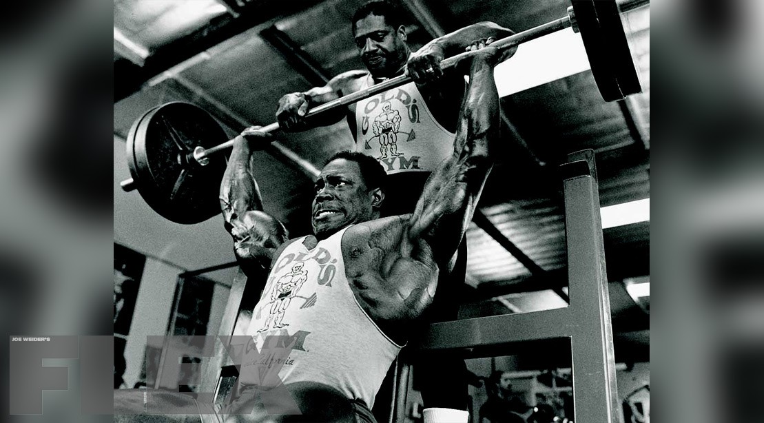 db60fdc57 How to Choose the Right Training Partner | Muscle & Fitness