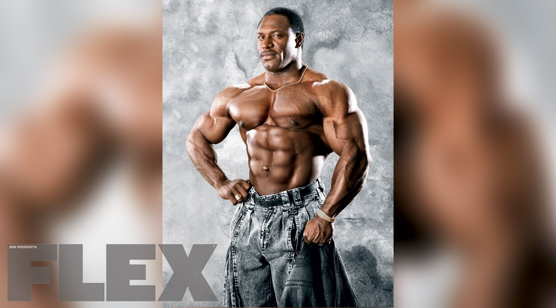 Olympia Legend: Lee Haney