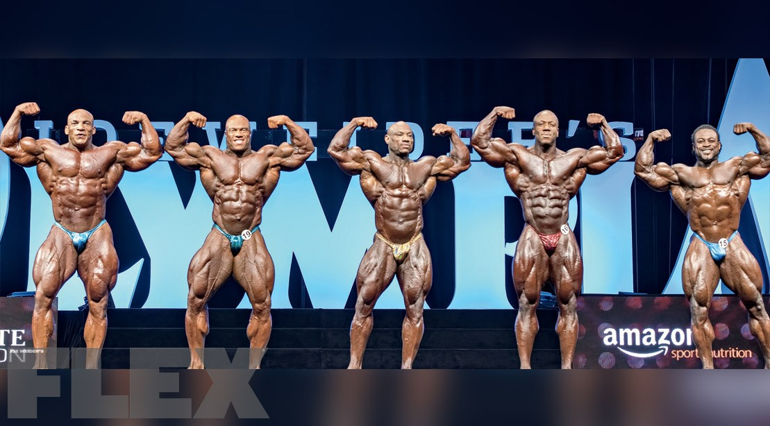 FOR THE FIRST TIME EVER, FANS WILL HELP SELECT THE WINNER OF THE 2018 MR. OLYMPIA
