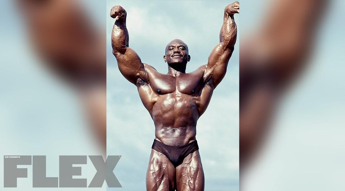 Olympia Legend: Sergio Oliva