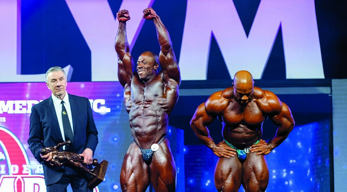 Shawn Rhoden Phil Heath