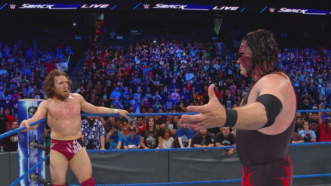 'Smackdown' Recap: Daniel Bryan and Kane Reunite as 'Team Hell No'