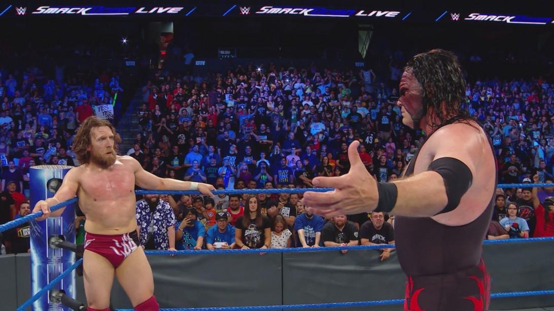 'Smackdown' Recap: Daniel Bryan and Kane Reunite as 'Team Hell No'