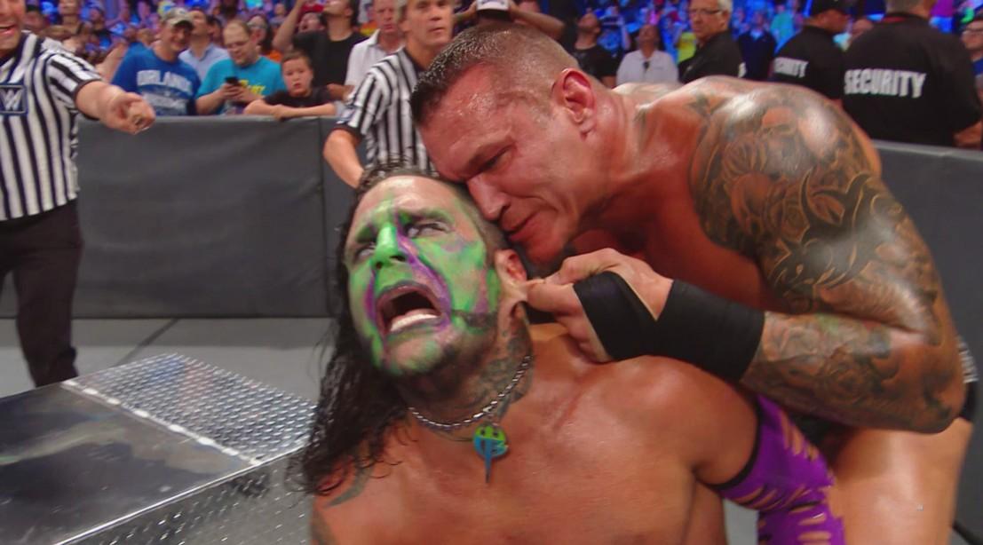 WWE 'Smackdown' Recap: Randy Orton Brutally Attacks Jeff Hardy