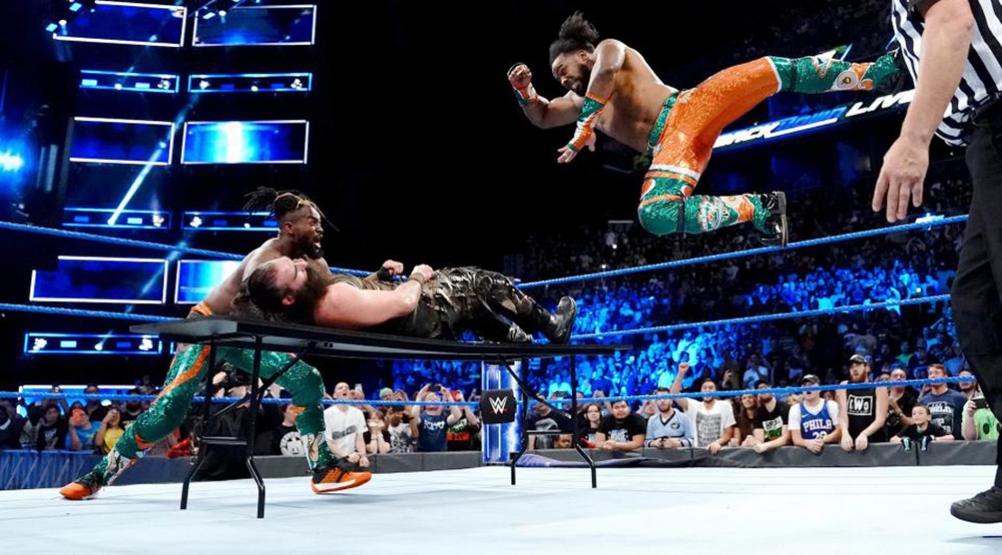 WWE 'Smackdown' Recap: 'The New Day' Wins the Tag-Team Championship