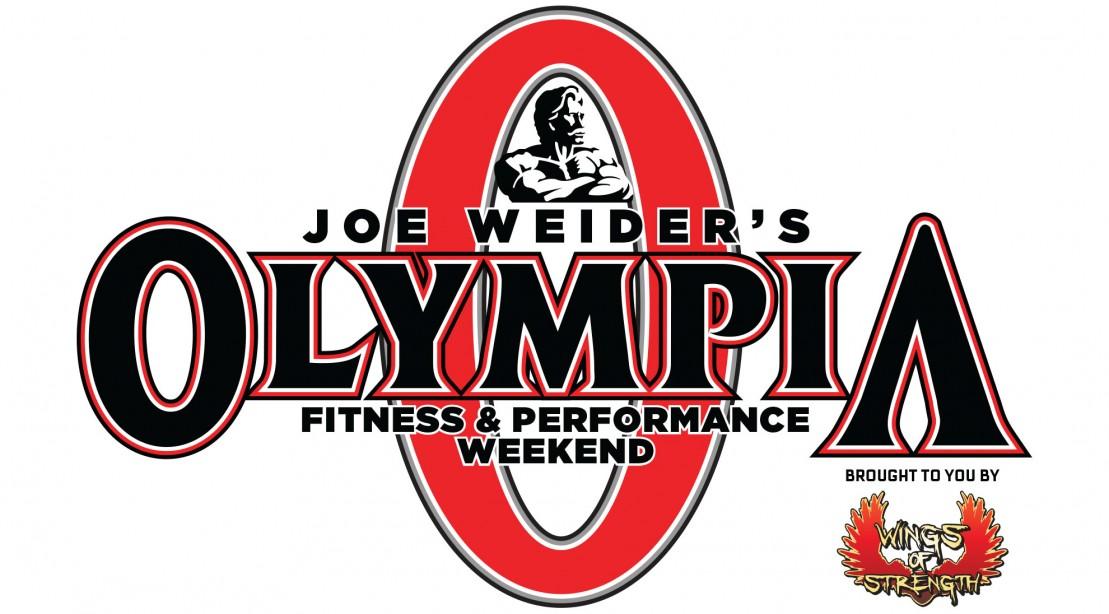 Joe Weider's Olympia Fitness & Performance Weekend 2019
