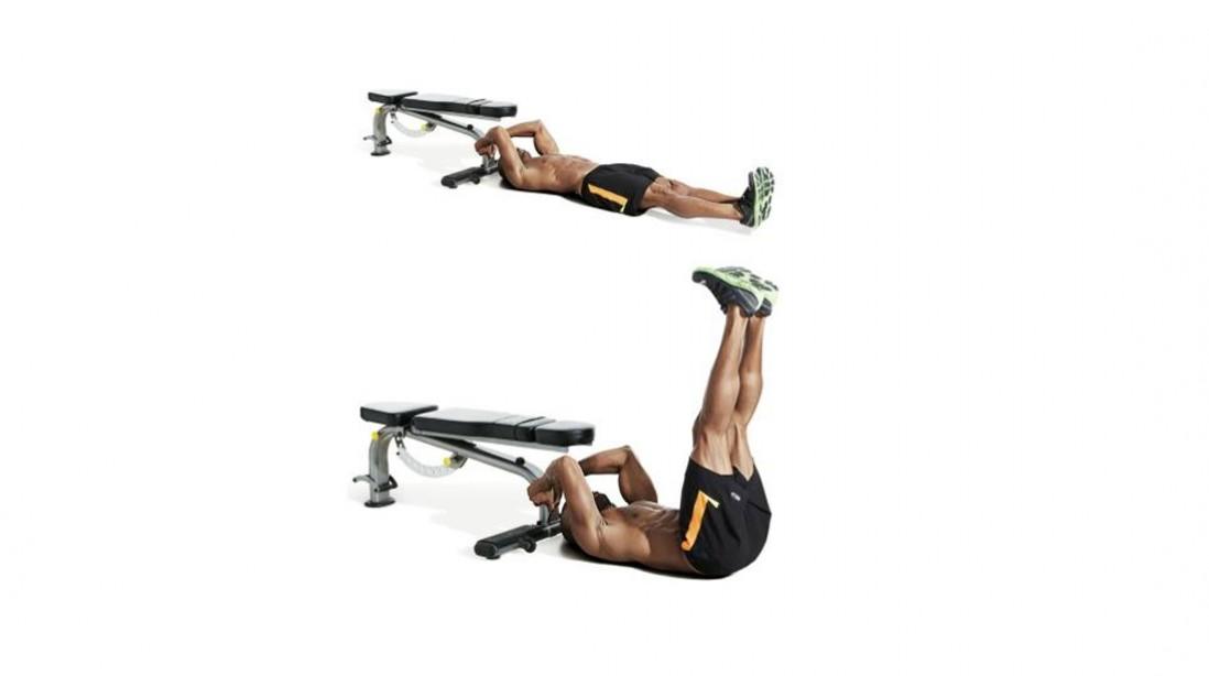 30 Best Ab Workouts Leg Raise MandF