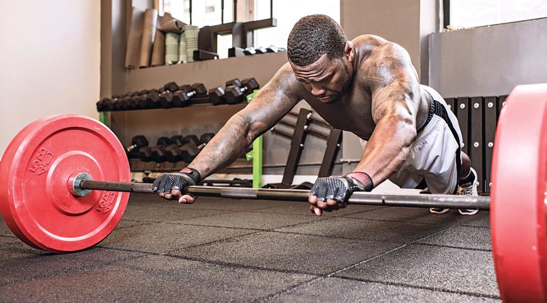 50 Cent Workout
