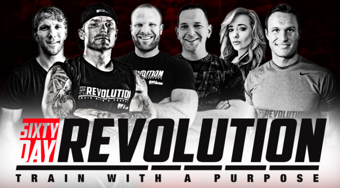 Meet the 60 Day Revolution Experts