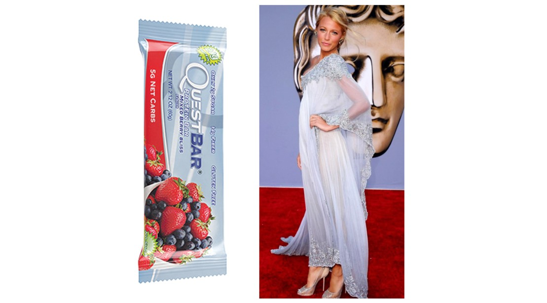 9 Celebrities That Dress A Lot Like Quest Bars