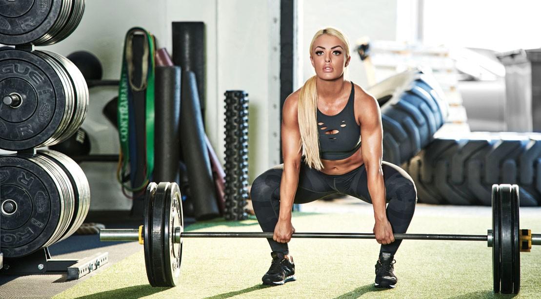 WWE Superstar Mandy Rose Talks Fitness, Doughnuts, and Women