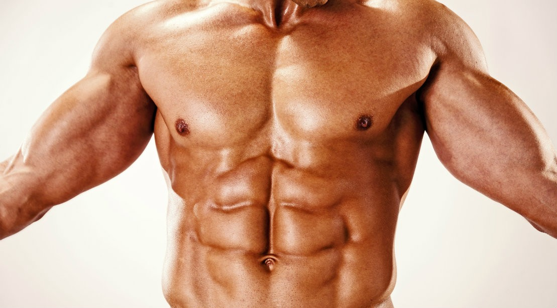 A Simple Bodyweight Abs Workout To Guarantee Shredded Six Pack