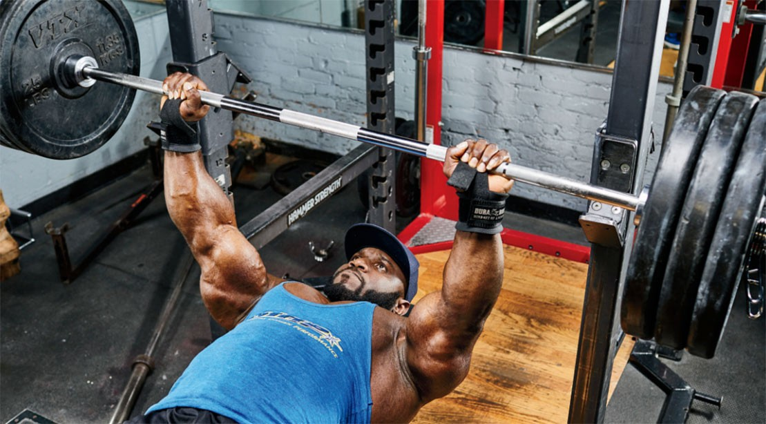 The 8 Week Program To Build Your Bench Press Max Muscle