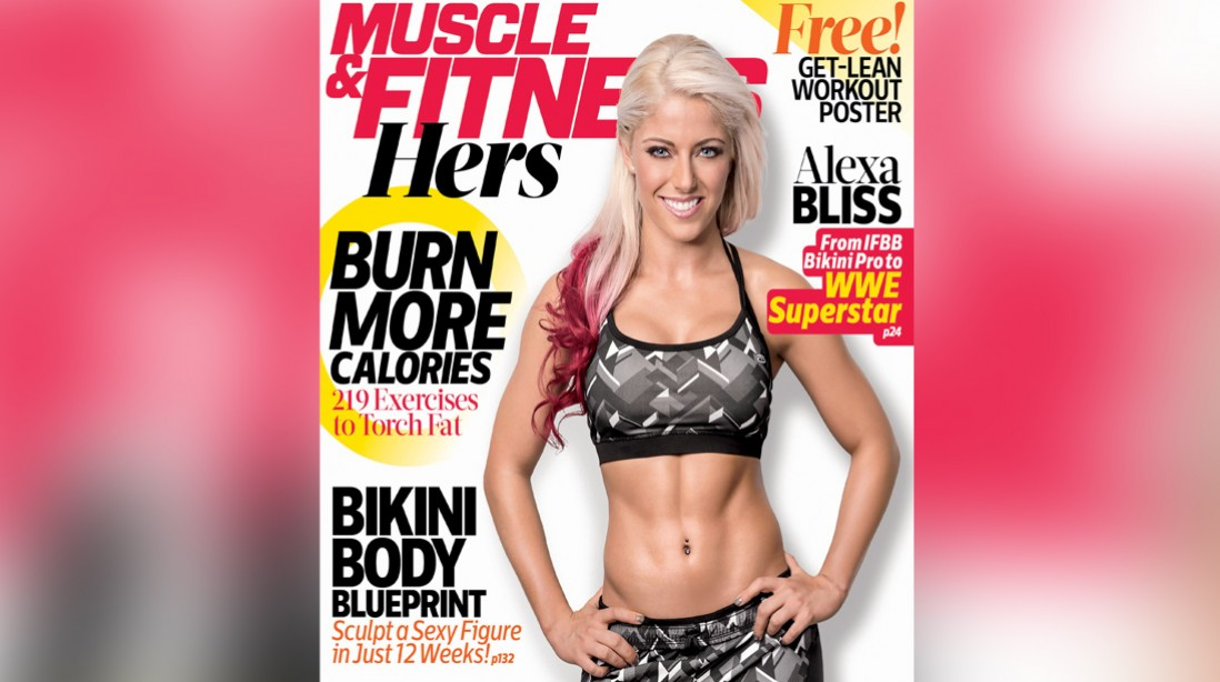 Get Muscle & Fitness Hers' September/October Issue