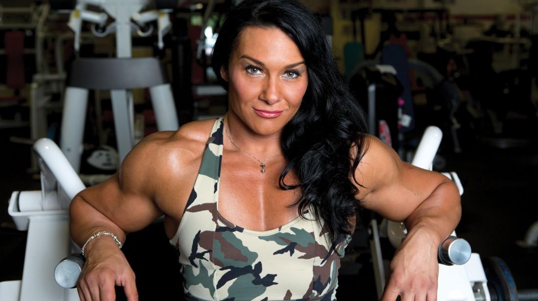 Athlete Spotlight Alina Popa, 1 Female Bodybuilder In -5361