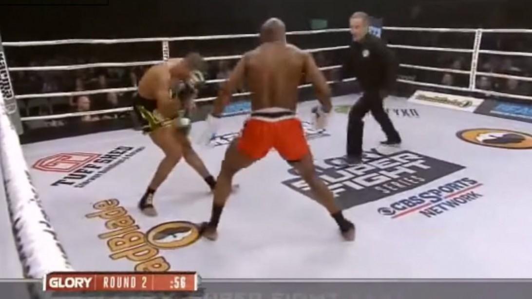 Francois Ambang Glory 19 KO