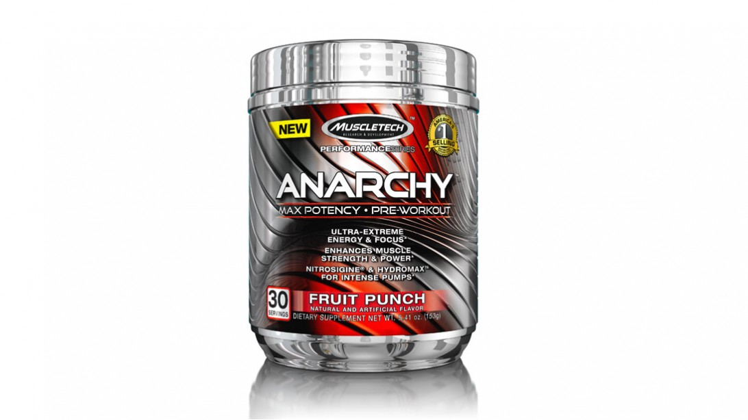 Be King Of The Gym With Anarchy