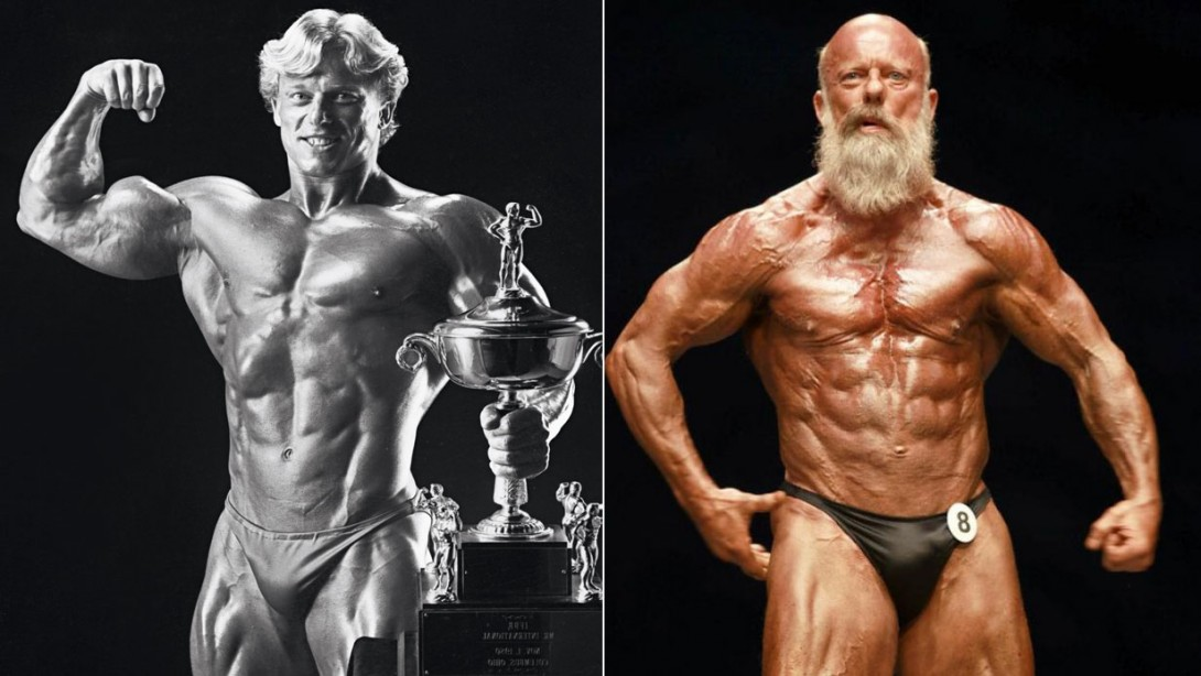 The 8 Oldest, Most Jacked Men In the Gym   Muscle & Fitness