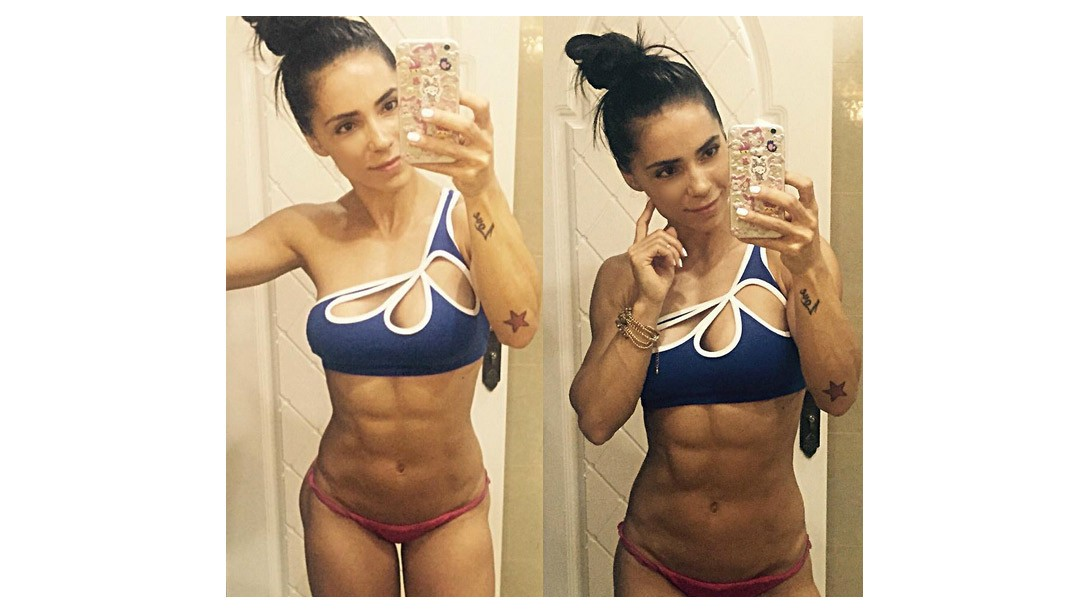 How to Get Andreia Brazier's Six-Pack Abs