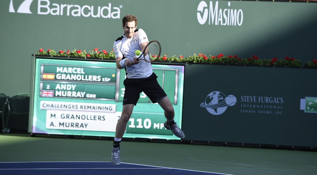 The Surprising Exercise that Helped Andy Murray Make a Comeback