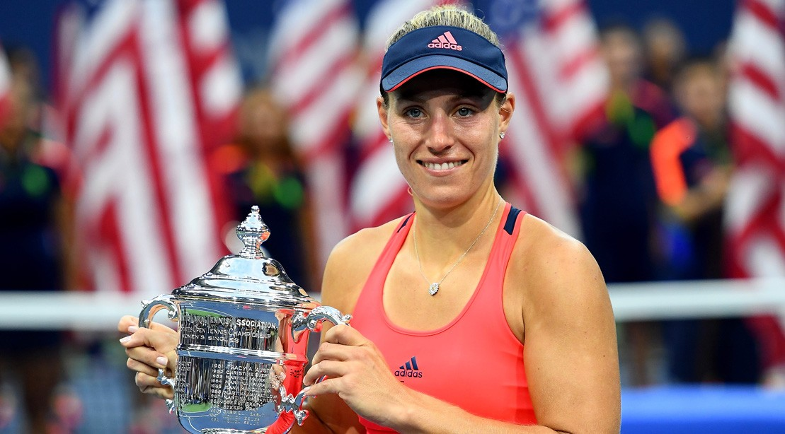Angelique Kerber becomes the 2016 U.S. Open Champ